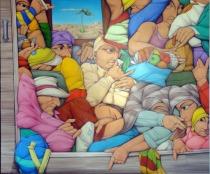 Pablo-Solari-El-tren-de-los-dos-desiertos-Óleo-tela-2010-100x120