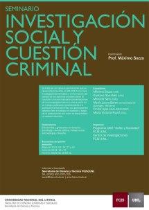 Seminario investigación social