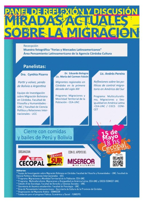 Panel Migraciones