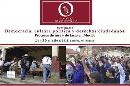Seminario Colmich 2013