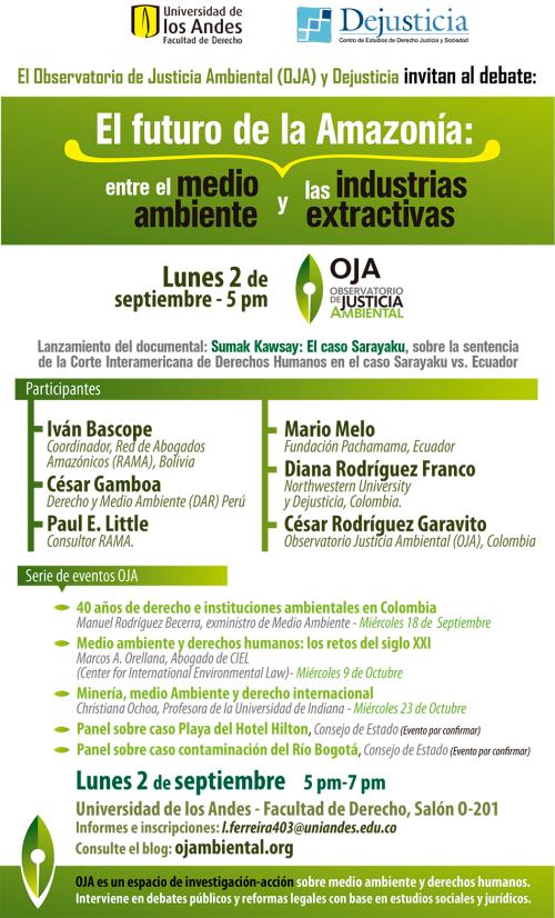 OJA - Futuro de la Amazonia